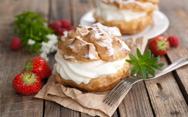 Pasta per fare i Bignè un viaggio tra storia e curiosità italo-francesi