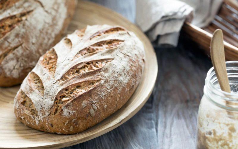 corso pane con lievito madre