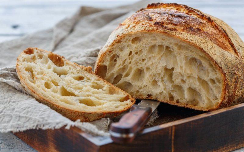 corso pane fatto in casa
